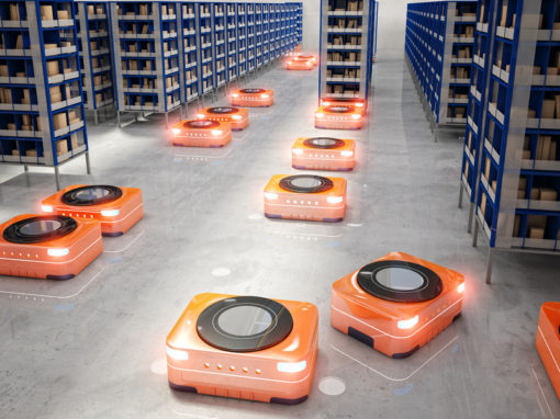 Snack Brands partnered with Walkerscott to integrate the components for their Automated Guided Vehicle