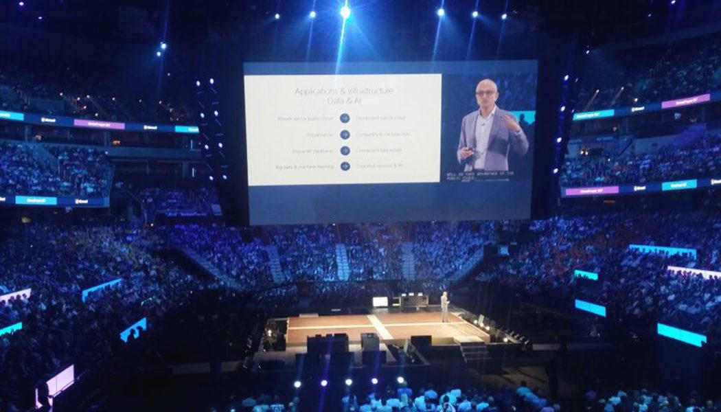 Microsoft Inspire , Microsoft Business Summit, Power BI