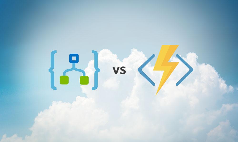 Choosing between Azure Logic Apps and Azure Functions